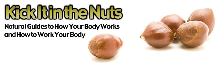 Kick It In The Nuts logo