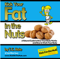 Kick Your Fat in the Nuts Audiobook